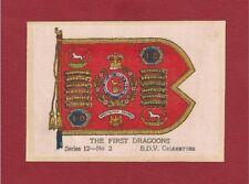 1st The ROYAL DRAGOONS (1st DRAGOONS) The ROYALS original 1915 Silk Guidon