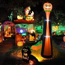 BIG HALLOWEEN INFLATABLE DECORATION PARTY PUMPKIN GHOST BAT SKELETON SCARY DECOR