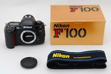 Nikon F100 35mm SLR Film Camera [EXC+++++] In BOX w/ Pro STRAP From Japan#93