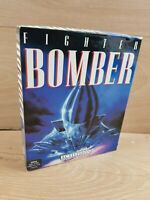Vintage Retro Fighter Bomber - Activision Game for the Commodore Amiga