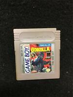 Godzilla (Nintendo Game Boy, 1990)