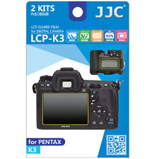 LCD Screen Display H3 Hard Protection Protector for Pentax K3