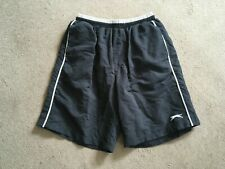Slazenger black mens shorts - size M - good condition