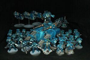 Forgeworld Horus Heresy Alpha Legion Army