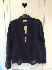 Lace Petite Coats & Jackets without Fastening for Women