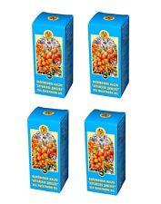 """Russian Altay Sea Buckthorn digestive oil, 3.4 fl.oz by """"Diveevo"""" ***Lot of 4***"""