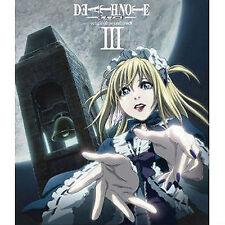 DEATH NOTE TV anime manga SOUNDTRACK CD Japanese 3