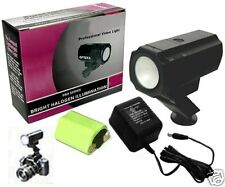 video light vlbc6 compatible with most video camera