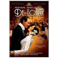 De-Lovely -  Kevin Kline, Ashley Judd (DVD, 2004) Special Edition PG-13 Color