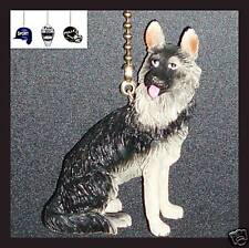 PUREBRED COLLECTIBLES – GERMAN SHEPHERD DOG FAN PULL/CHAIN PULL