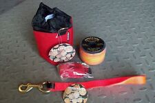 Arborist Throw Bag Kit,166' Throw Line, Throw Bag, Mini Bag, & Chain Saw Strap
