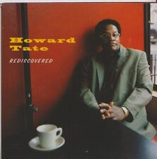 HOWARD TATE  CD REDISCOVERED