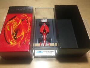 BBR Models 1/43 Ferrari F-2002 M. Schumacher Press Version - BG231 N. 69/500