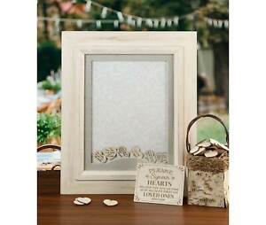 Large Drop Top Guest Signing Frame