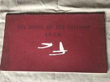 HILLMAN MINX MAGNIFICENT/HAWK/SIXTEEN/80 Car Sales Brochure FEB 1936