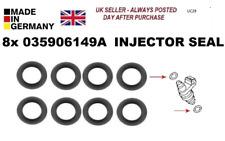 VW Golf, Passat, Seat, A3, A4, A6 TT 1.4,1.6, 1.8T,  Injector O'rings 035906149A