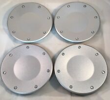 "NEW 2003 2004 CADILLAC CTS Silver 16"" Wheel Center Hub Cap SET of 4"