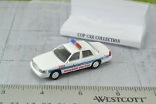 Cop Car Collection Ford Crown Victoria CHICAGO Police HO Scale