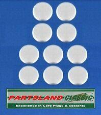 "Quality HD Cup Core plug 20mm – .787"" Cadmium Plate x10"