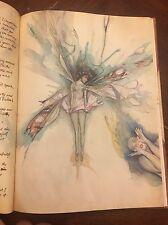 Lady Cottington's Pressed Fairy Book By Terry Jones