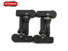 4x New TPMS Tire Pressure Monitor Sensors For GM Chevy GMC 13581558 20923680