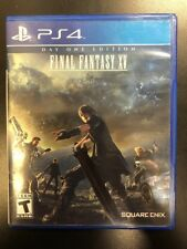 Final Fantasy XV -- Day One Edition - Used PS4, PlayStation 4 Game