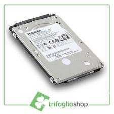 "TOSHIBA HARD DISK 500GB 2.5"" PER NOTEBOOK COPUTER PORTATILE CON GARANZIA"
