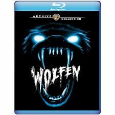 Wolfen -Albert Finne, Edward James Olmos, Michael Wadleigh NEW BLURAY ALL REGION
