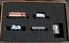 Leunaset - T435 (digital) + 3 Güterwagen - Tillig 01568, Ep. III/IV