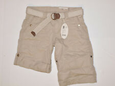 Esprit Bermuda Short 037CC1C004 edc Play Turn up (Beige 270) NEU (32)