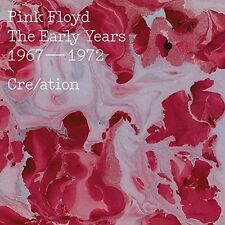 Early Years: Cre/Ation - Pink Floyd (2016, CD NEU)2 DISC SET
