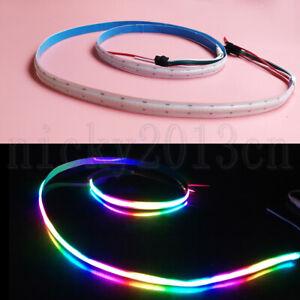 High Density 1M SK6812 COB FOB RGB LED Strip Light 332LED Addressable Individual