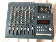 Tascam Portastudio 424 mkiii 8 Track Cassette Recorder with Power Adapter Tested