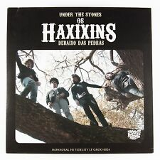 OS HAXIXINS Under The Stones LP NEW PORTUGAL IMPORT VINYL GROOVIE GARAGE PSYCH