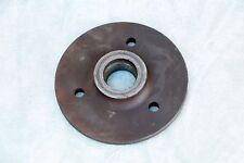 """Lathe Chuck 6"""" Diameter Threaded Adapter Plate mount self-centering spindle"""