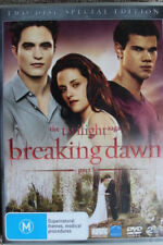 THE TWILIGHT SAGA: BREAKING DAWN PART 1 RARE DELETED DVD FILM SPECIAL EDITION