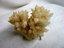 Très belle Pièce de cristaux d'Aragonite en bouquets d'aiguilles