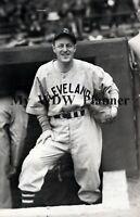 Vintage Photo 43 - Cleveland Indians - Gene Desautels