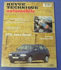 Revue technique automobile rta 577 (1995) Opel astra diesel