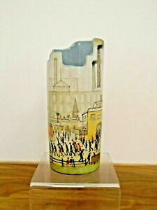 "Beswick L S Lowry ""Going To Work"" Ceramic Parastone Art Vase"