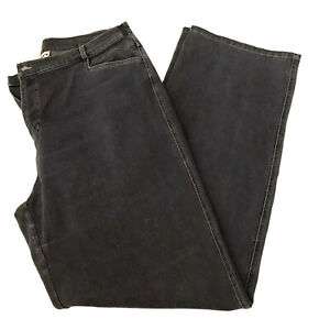 MILLERS Size 16 Ladies Full Length, Black (Charcoal) Stretch Denim Jeans