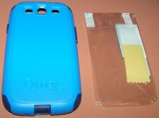Otterbox Commuter Hybrid dual layer case Samsung Galaxy S III, two tone Blue