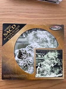 Rage Against The Machine (Audio Fidelity) SACD Hybrid OOP