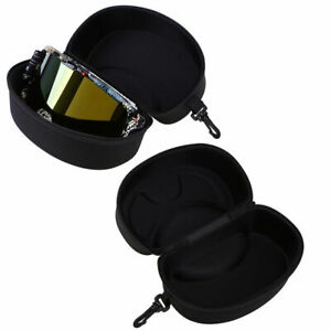Snowboard Snow Ski Goggles Glasses Protection Carrying Hard Case Portable 3D Box