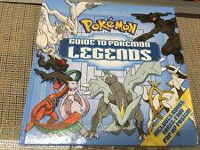 NEW - Guide to Pokemon Legends by Press, Pikachu Bonus 3ft Pop Up Poster