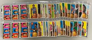 1970 Topps Basketball COMPLETE SET 175/175 w/ Pete Maravich RC Lew Alcinder Wilt