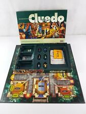 Cluedo The Classic Detective Board Game 2003 Parker Games *Missing Instructions*