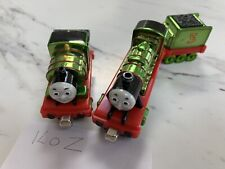 Take n Play Thomas - Joblot/Bundle Metallic Percy And Henry With Tender