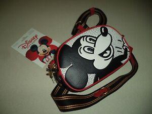 BONUS Coach Disney Mickey Mouse X Keith Haring Badge Camera Crossbody Chalk