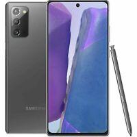 NEW Samsung Galaxy Note20 5G SM-N981U  128GB  Mystic Gray (Verizon+GSM UNLOKCED)